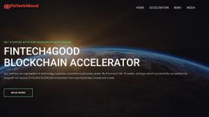FinTech4Good Blockchain Accelerator