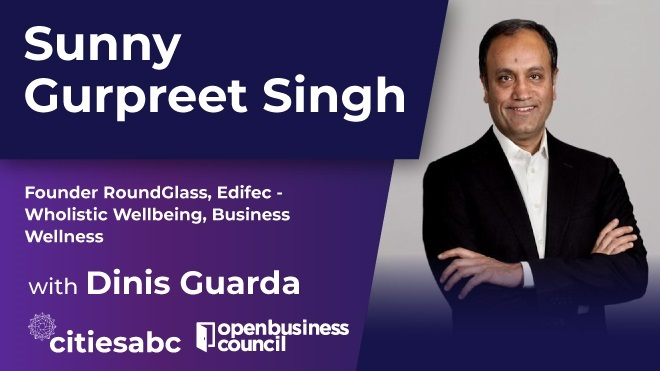 Sunny Gurpreet Singh, Sunny Gurpreet Singh interview