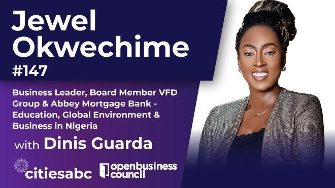 Jewel Okwechime, Jewel Okwechime interview