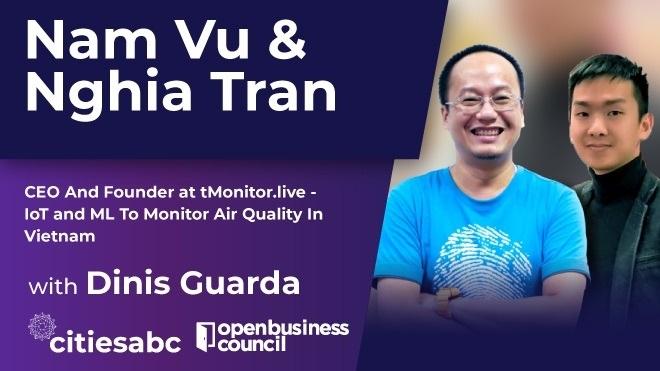 Nam Vu, Nghia Tran, Tmonitor interview, Tmonitor