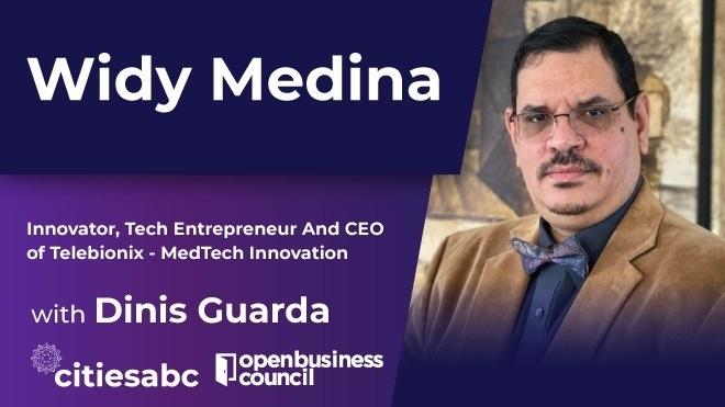 Widy Medina, Medtech, Telebionix, Widy medina interview